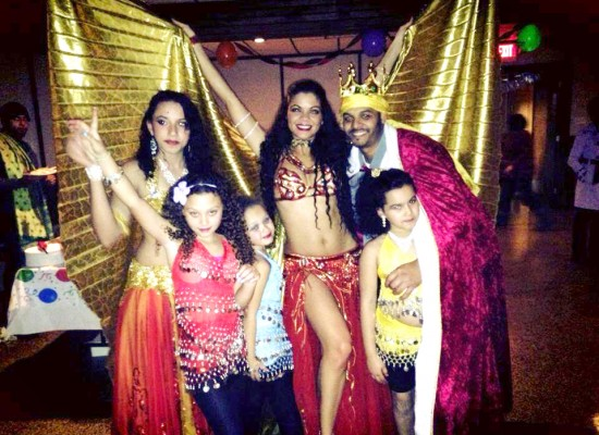 Belly dance & Lesson